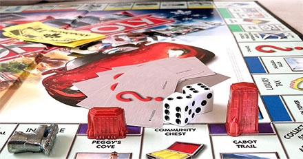 property investing is similar to monopoly game