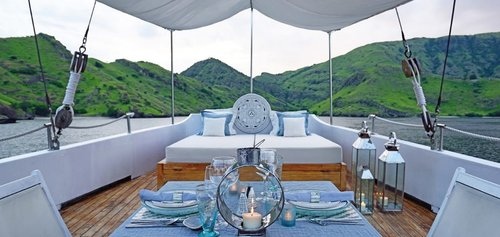 A Life in Alexa, The Most Romantic Komodo Cruise Ever
