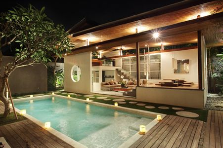 Villas in Seminyak near beach for weekend
