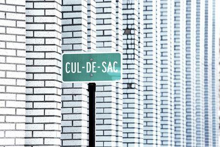Disadvantages of living in Cul-de-Sacs
