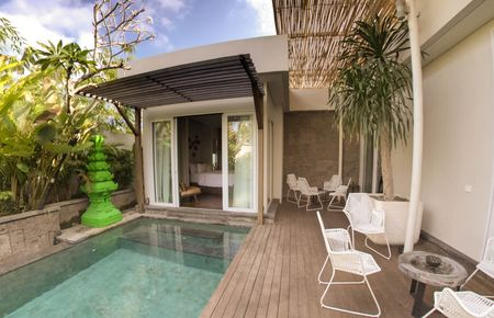 Private villas Seminyak for celebrating life and vacation