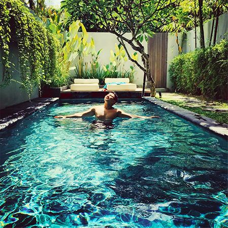 Choose one among Seminyak villas with private pool as accommodation in Bali