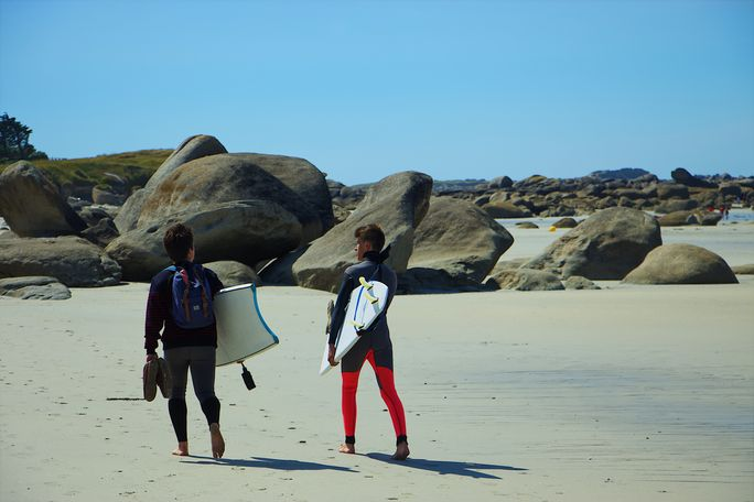Surf camp for teens, kids, and adults