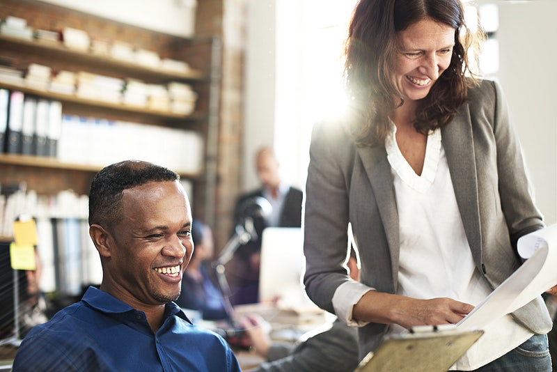 Build a direct communication line to facilitate effective communication between leaders and employees